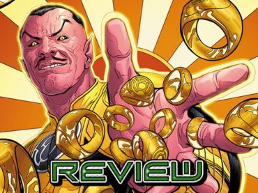 Sinestro #23 Review