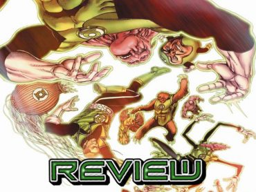 Green Lantern Corps: Edge of Oblivion #6 Review