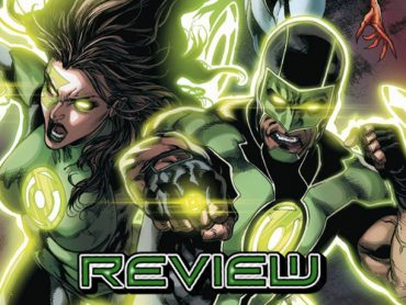 Green Lanterns #1 Review