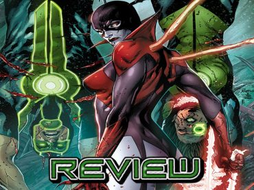 Green Lanterns #2 Review