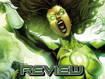 Green Lanterns #3 Review