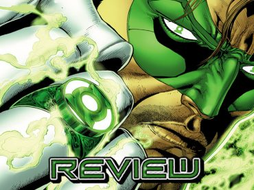 Hal Jordan & The Green Lantern Corps Rebirth #1 Review