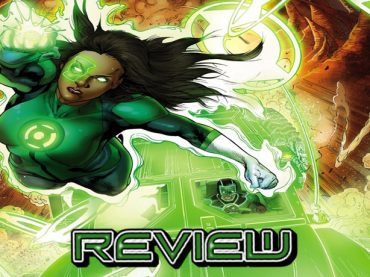 Green Lanterns #4 Review