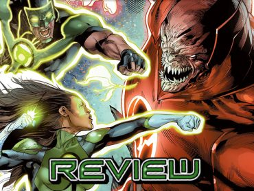 Green Lanterns #5 Review