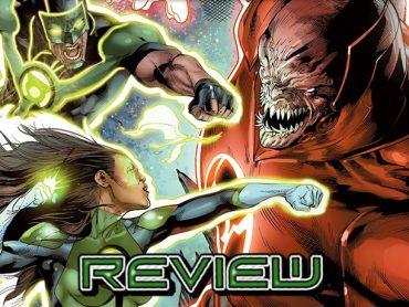 Green Lanterns #5 Review