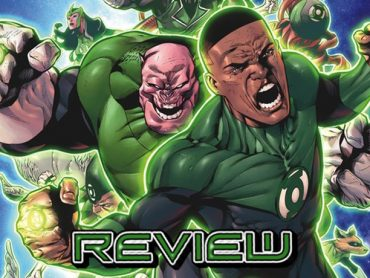 Hal Jordan and the Green Lantern Corps #2 Review