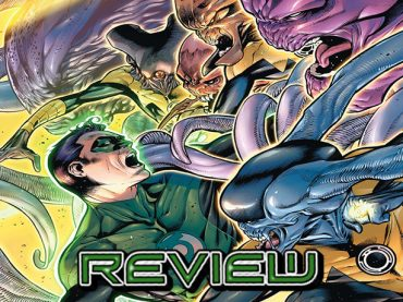 Hal Jordan and the Green Lantern Corps #3 Review