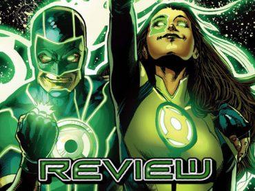 Green Lanterns #7 Review