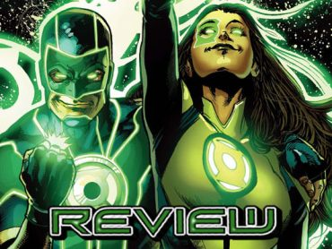 Green Lanterns #7 Review