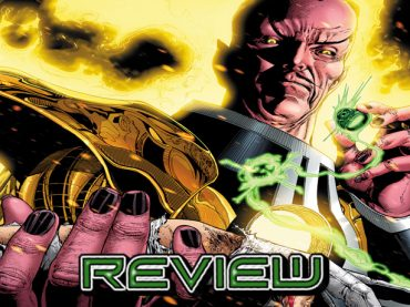 Hal Jordan and the Green Lantern Corps #4 Review