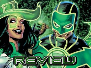 Green Lanterns #8 Review