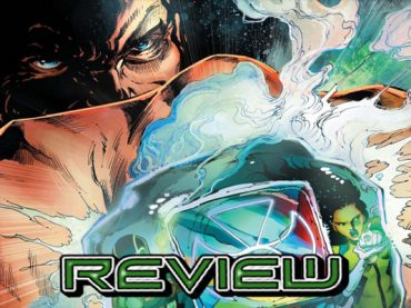 Green Lanterns #9 Review