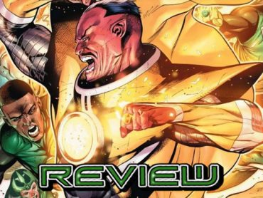 Hal Jordan and the Green Lantern Corps #7 Review