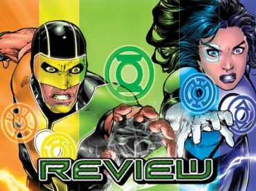 Green Lanterns #10 Review