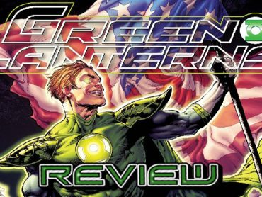 Green Lanterns #11 Review