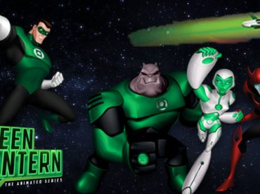 Green Lantern Animated Blu-ray Sells Out on Amazon