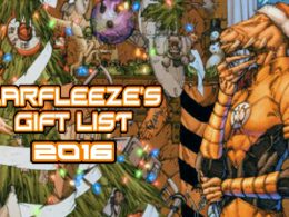 The 2016 Larfleeze Gift Guide