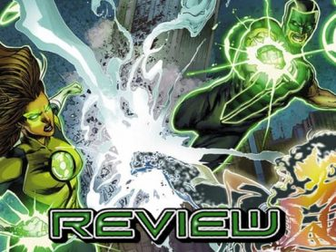 Green Lanterns #12 Review