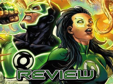 Green Lanterns #13 Review