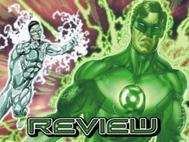 Hal Jordan and the Green Lantern Corps #10 Review