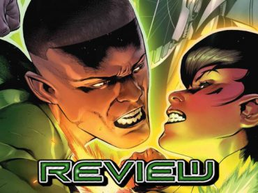 Hal Jordan and the Green Lantern Corps #11 Review