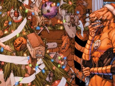 Fan Effort Brings Larfleeze's Christmas Special to Life