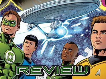 Star Trek / Green Lantern: Stranger Worlds #1 Review