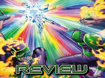 Green Lanterns #14 Review