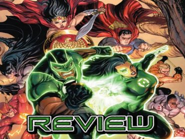 Green Lanterns #15 Review