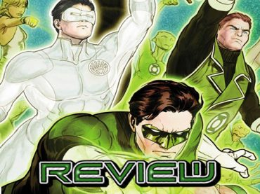 Hal Jordan and the Green Lantern Corps #13 Review