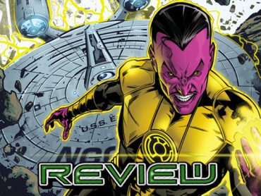 Star Trek / Green Lantern: Stranger Worlds #2 Review