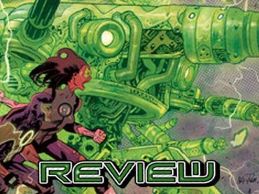 Green Lanterns #17 Review