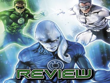 Hal Jordan and the Green Lantern Corps #14 Review