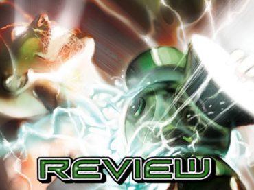 Green Lanterns #18 Review