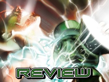 Green Lanterns #18 Review
