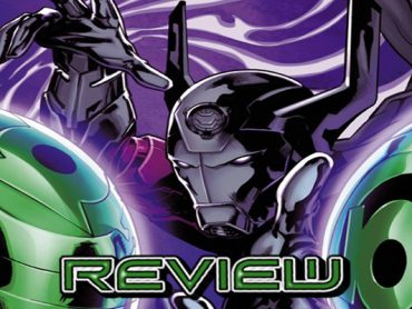 Green Lanterns #19 Review