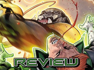 Hal Jordan and the Green Lantern Corps #16 Review
