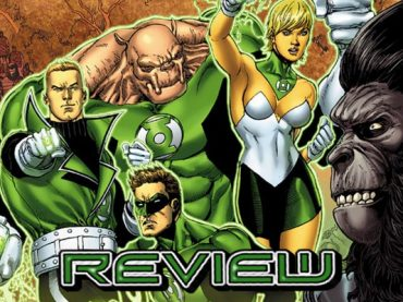 Planet of the Apes / Green Lantern #2 Review