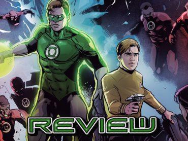 Star Trek / Green Lantern: Stranger Worlds #4 Review