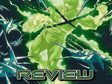 Hal Jordan and The Green Lantern Corps #19 Review