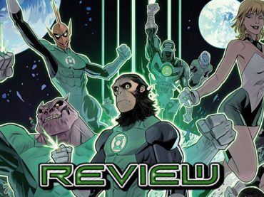 Planet of the Apes / Green Lantern #3 Review