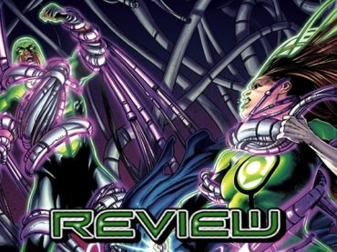 Green Lanterns #20 Review