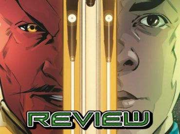 Star Trek / Green Lantern: Stranger Worlds #5 Review
