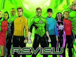 Star Trek / Green Lantern: Stranger Worlds #6 Review