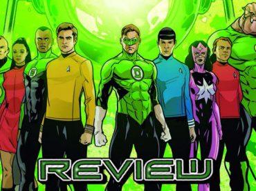 Star Trek / Green Lantern: Stranger Worlds #6 Review