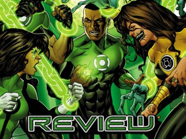 Green Lanterns #24 Review