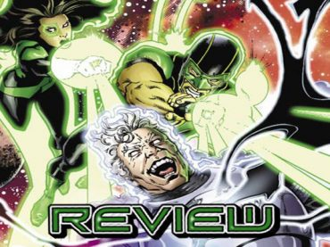 Green Lanterns #25 Review