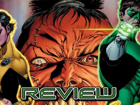 Hal Jordan and the Green Lantern Corps #23 Review
