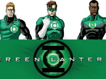 Green Lantern and Omega Men Preview