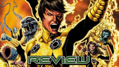 Hal Jordan and the Green Lantern Corps #25 Review
